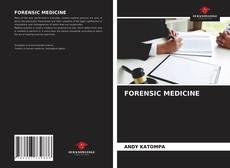 Bookcover of FORENSIC MEDICINE