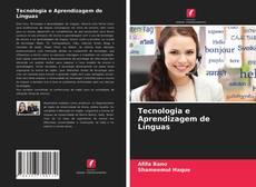 Tecnologia e Aprendizagem de Línguas kitap kapağı