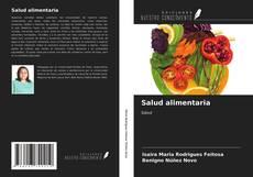 Capa do livro de Salud alimentaria