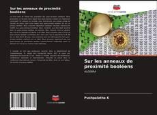 Обложка Sur les anneaux de proximité booléens