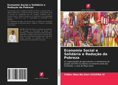 Portada del libro de Economia Social e Solidária e Redução da Pobreza