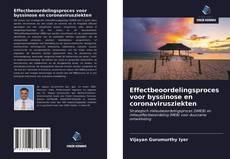 Couverture de Effectbeoordelingsproces voor byssinose en coronavirusziekten