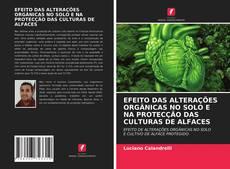 Borítókép a  EFEITO DAS ALTERAÇÕES ORGÂNICAS NO SOLO E NA PROTECÇÃO DAS CULTURAS DE ALFACES - hoz