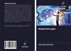 Robotchirurgie kitap kapağı