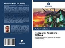 Buchcover von Heliopolis: Kunst und Bildung