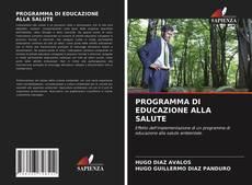 Bookcover of PROGRAMMA DI EDUCAZIONE ALLA SALUTE