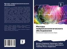 Buchcover von Методы нейропсихологического обследования