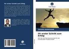 Capa do livro de Ihr erster Schritt zum Erfolg