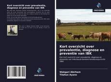 Kort overzicht over prevalentie, diagnose en preventie van IBK的封面