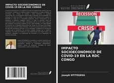 Buchcover von IMPACTO SOCIOECONÓMICO DE COVID-19 EN LA RDC CONGO