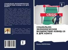 Bookcover of СОЦИАЛЬНО-ЭКОНОМИЧЕСКОЕ ВОЗДЕЙСТВИЕ КОВИД-19 В ДРК КОНГО
