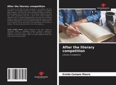 Borítókép a  After the literary competition - hoz