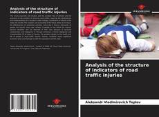 Borítókép a  Analysis of the structure of indicators of road traffic injuries - hoz