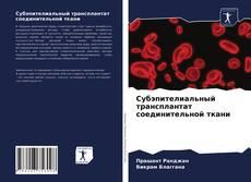 Bookcover of Субэпителиальный трансплантат соединительной ткани
