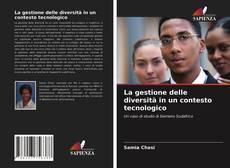 Bookcover of La gestione delle diversità in un contesto tecnologico
