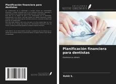 Buchcover von Planificación financiera para dentistas
