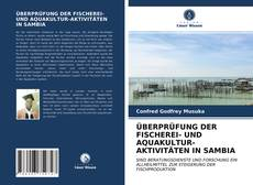 Bookcover of ÜBERPRÜFUNG DER FISCHEREI- UND AQUAKULTUR-AKTIVITÄTEN IN SAMBIA