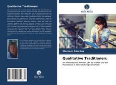 Portada del libro de Qualitative Traditionen: