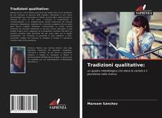 Bookcover of Tradizioni qualitative: