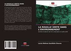 LA ROUILLE VERTE DANS L'ENVIRONNEMENT kitap kapağı