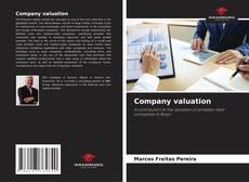 Borítókép a  Company valuation - hoz
