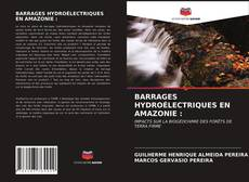 Borítókép a  BARRAGES HYDROÉLECTRIQUES EN AMAZONIE : - hoz