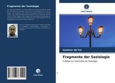 Copertina di Fragmente der Soziologie