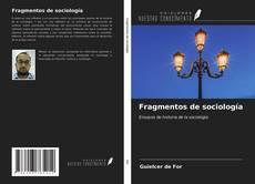 Capa do livro de Fragmentos de sociología