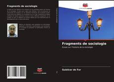 Fragments de sociologie的封面
