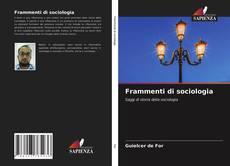 Frammenti di sociologia kitap kapağı