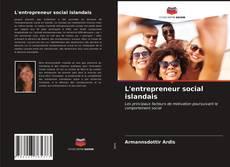 Borítókép a  L'entrepreneur social islandais - hoz