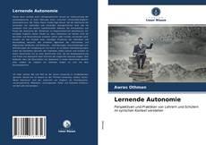 Buchcover von Lernende Autonomie