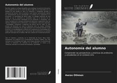 Обложка Autonomía del alumno