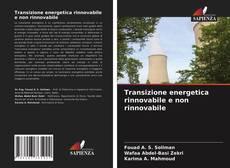 Copertina di Transizione energetica rinnovabile e non rinnovabile