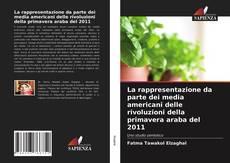 La rappresentazione da parte dei media americani delle rivoluzioni della primavera araba del 2011的封面