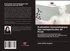 Évaluation immunologique des nanoparticules de PLGA kitap kapağı