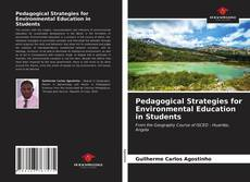 Bookcover of Pedagogical Strategies for Environmental Education in Students