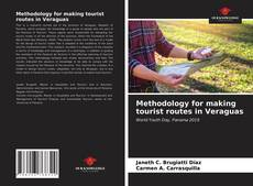 Bookcover of Methodology for making tourist routes in Veraguas