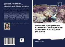 Обложка Создание Центрально-Азиатского молодежного парламента по водным ресурсам