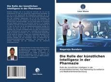 Capa do livro de Die Rolle der künstlichen Intelligenz in der Pharmazie