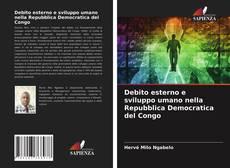 Debito esterno e sviluppo umano nella Repubblica Democratica del Congo kitap kapağı