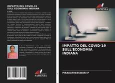 Buchcover von IMPATTO DEL COVID-19 SULL'ECONOMIA INDIANA