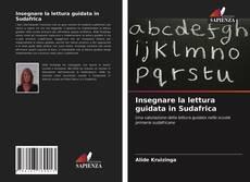 Bookcover of Insegnare la lettura guidata in Sudafrica