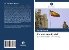 Bookcover of Zu welchem Preis?