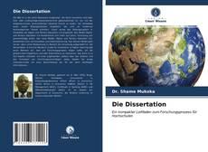 Bookcover of Die Dissertation