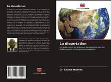 Bookcover of La dissertation