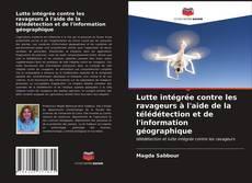 Portada del libro de Lutte intégrée contre les ravageurs à l'aide de la télédétection et de l'information géographique