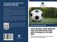Bookcover of VITA-IMANA, EINE BREMSE FÜR DIE ENTWICKLUNG DES FUSSBALLS IN DER DRC