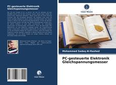 PC-gesteuerte Elektronik Gleichspannungsmesser kitap kapağı