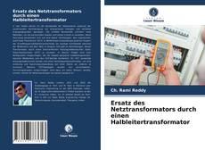 Portada del libro de Ersatz des Netztransformators durch einen Halbleitertransformator